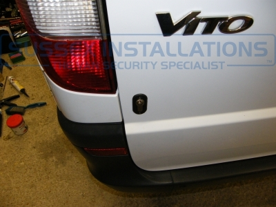 Mercedes - Vito / Viano - Vito/Viano (2004 - 2015) W639 - Locks 4 Vans S SERIES VAN DEADLOCKS GENERAL - Online Shop & Worldwide Delivery - Sussex - London & The South East