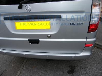 Mercedes - Vito / Viano - Vito/Viano (2004 - 2015) W639 - Locks 4 Vans T SERIES VAN SLAMLOCKS - Online Shop & Worldwide Delivery - Sussex - London & The South East