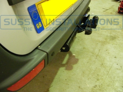 Mercedes - Sprinter - Sprinter (2006 - 2013) W906 (null/nul) - Towbar Single - Online Shop & Worldwide Delivery - Sussex - London & The South East