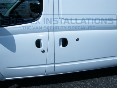 LDV Maxus 2006 Locks 4 Vans T Series Slamlocks - Locks 4 Vans T SERIES VAN SLAMLOCKS - Online Shop & Worldwide Delivery - Sussex - London & The South East