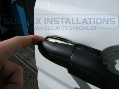 Mercedes - Vito / Viano - Vito/Viano (2004 - 2015) W639 (null/201) - Mercedes Vito 2010 Broken Into - Armaplate - Handle Repair - Online Shop & Worldwide Delivery - Sussex - London & The South East