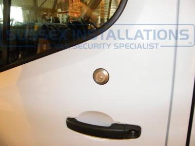 Renault - Master - Master - (2010 - On) - Locks 4 Vans T SERIES VAN SLAMLOCKS - Online Shop & Worldwide Delivery - Sussex - London & The South East