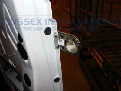 Mercedes - Sprinter - Sprinter (2006 - 2013) W906 - Locks 4 Vans ULTIMATE VAN LOCK - Online Shop & Worldwide Delivery - Sussex - London & The South East