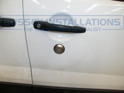 Citroen - Dispatch - Dispatch (2007 -  2017) - Locks 4 Vans T SERIES VAN SLAMLOCKS - Online Shop & Worldwide Delivery - Sussex - London & The South East