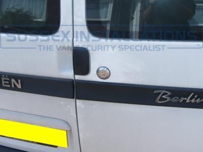Citroen - Berlingo - Berlingo - (1998 - 2008) - Slamlocks - Online Shop & Worldwide Delivery - Sussex - London & The South East