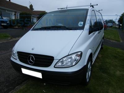 Mercedes - Vito / Viano - Vito/Viano (2004 - 2015) W639 - Deadlocks - Online Shop & Worldwide Delivery - Sussex - London & The South East