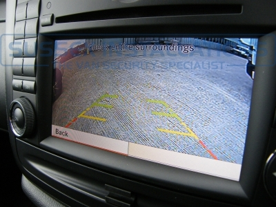 Mercedes - Vito / Viano - Vito/Viano (2004 - 2015) W639 (null/201) - Mercedes Vito 2013 - Reversing Camera Integrated with Comand - Online Shop & Worldwide Delivery - Sussex - London & The South East