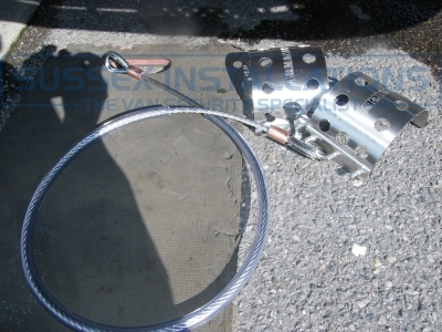 Ford Transit 2010 ArmaCat Catalytic Converter Protector - Online Shop & Worldwide Delivery - Sussex - London & The South East