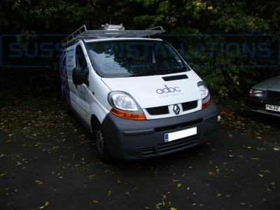 Renault Trafic 2010 - Load Area Deadlocks - Locks 4 Vans T SERIES VAN DEADLOCKS GENERAL - Online Shop & Worldwide Delivery - Sussex - London & The South East