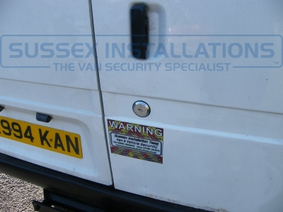 Ford - Transit - Transit MK6 (2000 - 2007) (null/199) - Ford Transit 1999 Cab & Load Garrison Slamlocks - Online Shop & Worldwide Delivery - Sussex - London & The South East