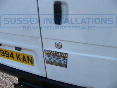 Ford - Transit - Transit MK6 (2000 - 2007) - Slamlocks - Online Shop & Worldwide Delivery - Sussex - London & The South East
