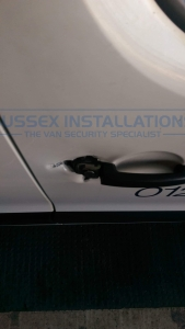 Citroen - Berlingo - Berlingo - (2009 - 2018) (4/2016) - Citroen Berlingo 2016 - Armaplate Repair After Break in - Online Shop & Worldwide Delivery - Sussex - London & The South East