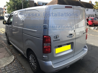 Vauxhall - Vivaro - Vivaro - (2019 - On) (12/2019) - Sussex Installations T SERIES DEADLOCKS - VAUXHALL - Online Shop & Worldwide Delivery - Sussex - London & The South East
