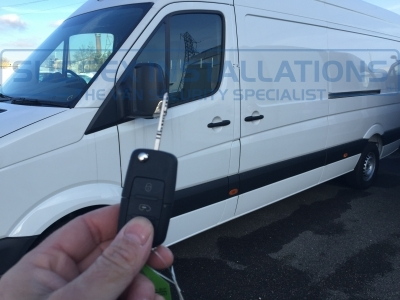 VW - Crafter - Crafter (2006 - 2017) - Slamlocks - Online Shop & Worldwide Delivery - Sussex - London & The South East