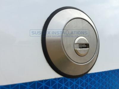 Mercedes - Sprinter - Sprinter (2014 - 2018) W906 Facelift - Locks 4 Vans T SERIES VAN SLAMLOCKS - Online Shop & Worldwide Delivery - Sussex - London & The South East