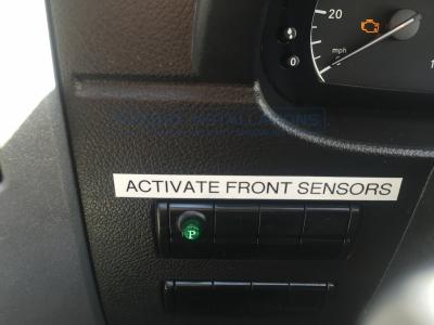Mercedes - Sprinter - Sprinter (2014 - 2018) W906 Facelift - ParkSafe PS746 Front Parking Sensors - Online Shop & Worldwide Delivery - Sussex - London & The South East
