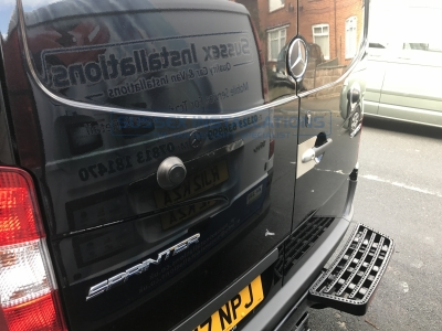 Mercedes - Sprinter - Sprinter (2014 - 2018) W906 Facelift - Armaplate SENTINEL - MERCEDES SPRINTER - Online Shop & Worldwide Delivery - Sussex - London & The South East