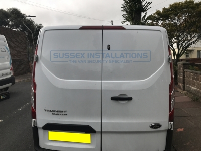 Ford - Transit - Custom (2013 - 2018) (null/nul) - Sussex Installations T SERIES DEADLOCKS - FORD CUSTOM - Online Shop & Worldwide Delivery - Sussex - London & The South East