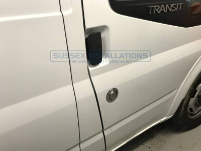 Ford - Transit - Transit MK7 (07-2014) - Sussex Installations FOR1-RL REP LOCK - Online Shop & Worldwide Delivery - Sussex - London & The South East
