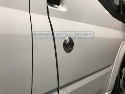 Ford Transit MK7 2012 Replock with Slip ring - Sussex Installations FOR1-RL REP LOCK - Online Shop & Worldwide Delivery - Sussex - London & The South East