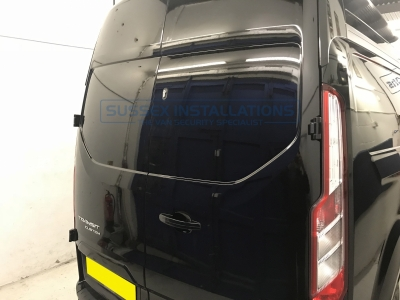 Ford - Transit - Custom (2013 - 2018) (12/2017) - Locks 4 Vans T SERIES DEADLOCKS - FORD CUSTOM - Online Shop & Worldwide Delivery - Sussex - London & The South East