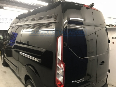 Ford - Transit - Custom (2013 - 2018) (12/2017) - Ford Custom 2017 - Platinum Pack, Reverse Cam, Ghost + more! - Online Shop & Worldwide Delivery - Sussex - London & The South East