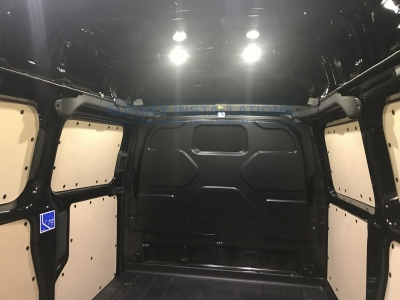 Ford - Transit - Custom (2013 - 2018) - Sussex Installations FOR3-PP-1S-RB-D - Online Shop & Worldwide Delivery - Sussex - London & The South East