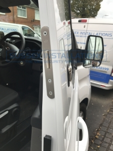 Ford - Transit - Custom - (2018 On) (10/2019) - Sussex Installations T SERIES DEADLOCKS - FORD CUSTOM - Online Shop & Worldwide Delivery - Sussex - London & The South East