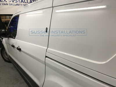 Ford - Transit Connect - Connect (2014 - 2018) (11/2016) - Sussex Installations FOR5-GP-1S-RB-D - Online Shop & Worldwide Delivery - Sussex - London & The South East