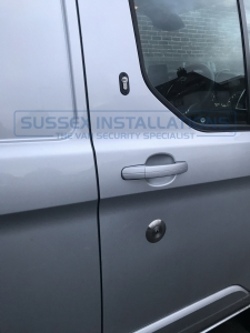Ford - Transit - Custom - (2018 On) (10/2019) - Sussex Installations FOR3-RL-SR REP LOCK - Online Shop & Worldwide Delivery - Sussex - London & The South East