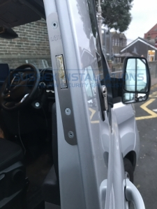 Ford - Transit - Custom - (2018 On) - Sussex Installations T SERIES DEADLOCKS - FORD CUSTOM - Online Shop & Worldwide Delivery - Sussex - London & The South East