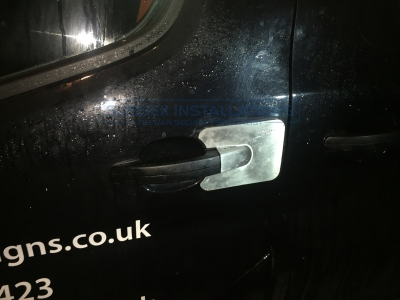 Ford - Transit - Transit MK8 (2014 - On) (11/2016) - Armaplate SENTINEL - FORD TRANSIT - Online Shop & Worldwide Delivery - Sussex - London & The South East