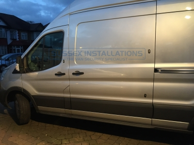Ford - Transit - Transit MK8 (2014 - On) (null/nul) - Sussex Installations T SERIES DEADLOCKS - FORD - Online Shop & Worldwide Delivery - Sussex - London & The South East