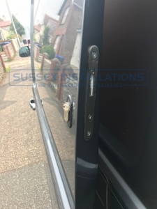 VW - Transporter / Caravelle - Transporter T6 (2015 - ON) (null/nul) - Sussex Installations T SERIES DEADLOCKS - VW T5 & T6 - Online Shop & Worldwide Delivery - Sussex - London & The South East