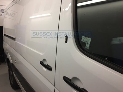 Mercedes Sprinter 2012 - Deadlocks, Alarm with PIR and More - Autowatch 695RLC CAN BUS - Online Shop & Worldwide Delivery - Sussex - London & The South East