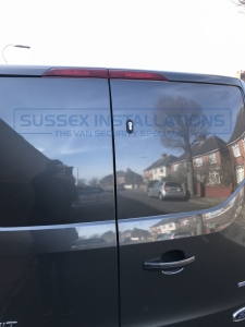 Ford - Transit - Custom - (2018 On) (11/2018) - Sussex Installations T SERIES DEADLOCKS - FORD CUSTOM - Online Shop & Worldwide Delivery - Sussex - London & The South East