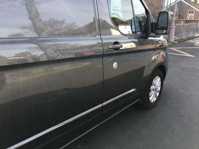 Ford - Transit - Custom - (2018 On) - Sussex Installations FOR3-RL-SR REP LOCK - Online Shop & Worldwide Delivery - Sussex - London & The South East