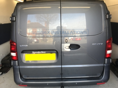Mercedes Vito 2018 - Alarm, Deadlocks and Armaplate - Sussex Installations T SERIES DEADLOCKS - MERCEDES - Online Shop & Worldwide Delivery - Sussex - London & The South East