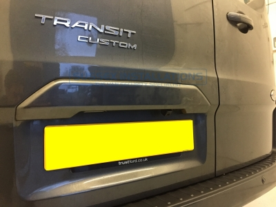 Ford - Transit - Custom (2013 - 2018) (null/nul) - Ford Transit Custom 2017 - Alarm Upgrade and Lock Installs - Online Shop & Worldwide Delivery - Sussex - London & The South East