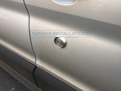 Ford - Transit - Transit MK8 (2014 - On) (null/nul) - Sussex Installations FOR2-RL-SR REP LOCK - Online Shop & Worldwide Delivery - Sussex - London & The South East