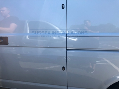 VW - Transporter / Caravelle - Transporter T6 (2015 - ON) - Sussex Installations T SERIES DEADLOCKS - VW T5 & T6 - Online Shop & Worldwide Delivery - Sussex - London & The South East