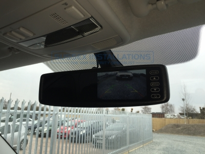 VW Transporter T6 2016 - Reversing Camera Installation - Online Shop & Worldwide Delivery - Sussex - London & The South East
