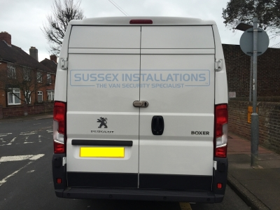 Peugeot - Boxer - Boxer - (2012 - On) - Locks 4 Vans ULTIMATE LOCK - PEUGEOT BOXER - Online Shop & Worldwide Delivery - Sussex - London & The South East