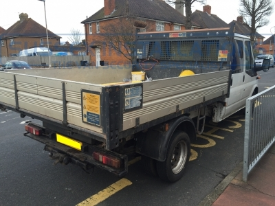 Ford - Transit - Transit MK7 (07-2014) (null/nul) - Transit Tipper 2010 Alarm, Deadlocks and Replock - Online Shop & Worldwide Delivery - Sussex - London & The South East