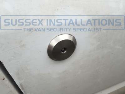 Ford - Transit - Transit MK7 (07-2014) (null/nul) - Sussex Installations FOR1-RL REP LOCK - Online Shop & Worldwide Delivery - Sussex - London & The South East