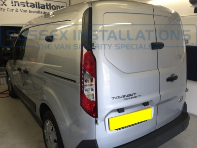 Ford - Transit Connect - Connect (2014 - 2018) (10/2014) - Ford Transit Connect 2014 -ArmourShell and Deadlock Install - Online Shop & Worldwide Delivery - Sussex - London & The South East