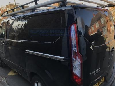Ford - Transit - Custom (2013 - 2018) - Slamlocks - Online Shop & Worldwide Delivery - Sussex - London & The South East