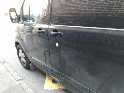 Ford - Transit - Custom (2013 - 2018) - Locks 4 Vans T SERIES VAN SLAMLOCKS - Online Shop & Worldwide Delivery - Sussex - London & The South East