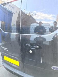 Ford - Transit - Custom (2013 - 2018) (null/201) - Locks 4 Vans T SERIES VAN SLAMLOCKS - Online Shop & Worldwide Delivery - Sussex - London & The South East