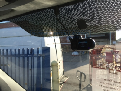 Mercedes Sprinter 2016 Safety Witness Dashboard Camera fit - ifitstuff iw1 - Online Shop & Worldwide Delivery - Sussex - London & The South East